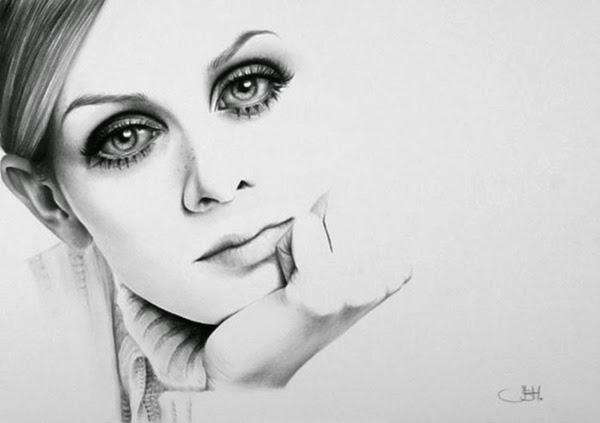 Илеана Хантер: Реалистичные карандашные рисунки 0 12d1be f62591f7 orig
