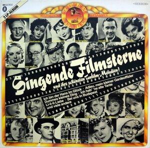 Singende Filmsterne Und Ihre Schönsten Tonfilmmelodien (1980) [Odeon – 1C 134-46 085-86 M]