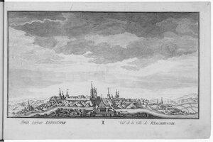 Видъ города Верхотурья