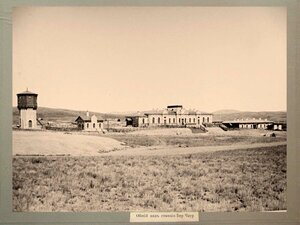 Общий вид станции Бер-Чаур