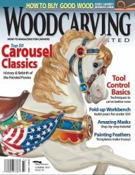WoodCarving Illustrated №039 (Summer 2007)