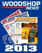 "Подшивка журнала ""Woodshop News"" №1-12, 2013"