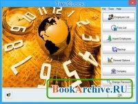Книга TimeClockWindow 2.0.28 - Менеджер Рабочего Времени