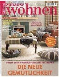 Журнал Zuhause Wohnen №11 2014