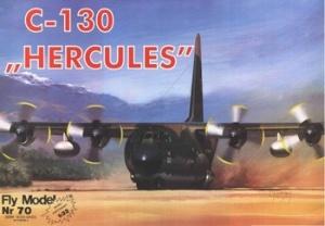 "Книга Транспортный самолет C-130 ""Hercules"" (Fly Model № 70)"