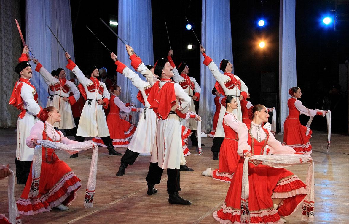 Анапа казачий хор