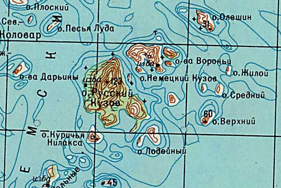 Архипелаг Кузова