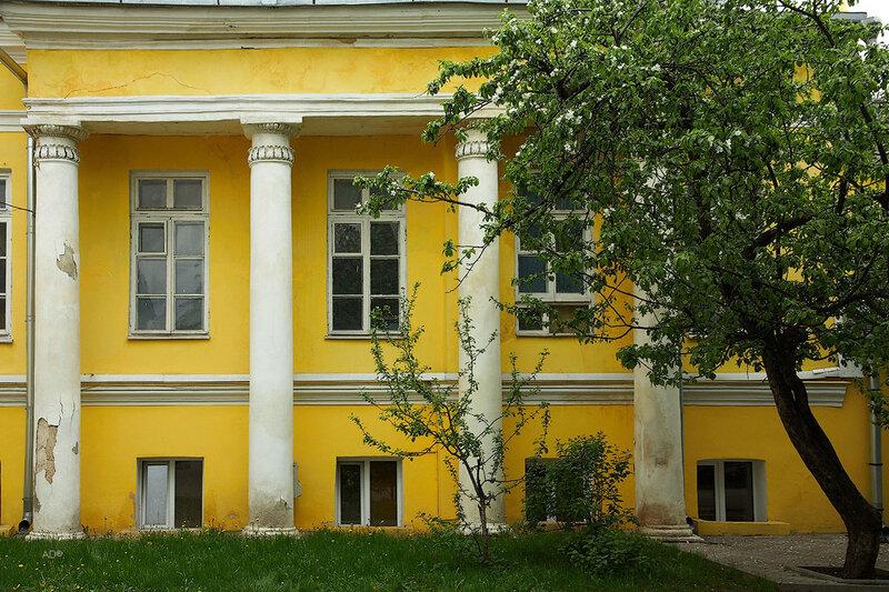 «Дом Ростовых» на Поварской