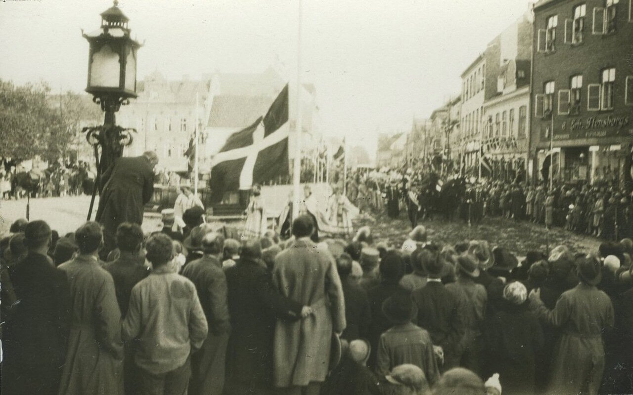 10. Траурная процессия в Роскилле