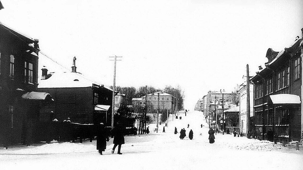 Улица Мартыновская