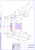 Начертательная геометрия ВоенМех - истинная величина и углы наклона солнечной батареи.