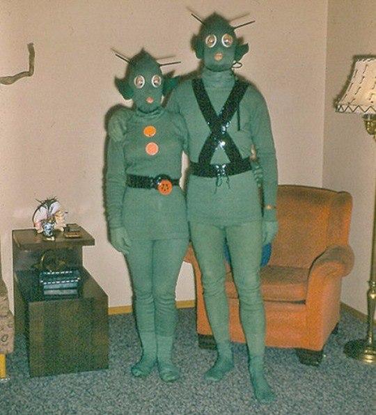 Хэллоуин, 1958 год..jpg