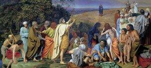Predică la duminica înainte de Botezului Domnului