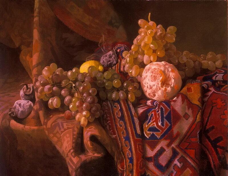 Саидов Александр. Виноград- символ мудрости, бессмертия и жизни