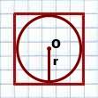 ploshchad-kvadrata-cherez-radius-vpisannoj-okruzhnosti