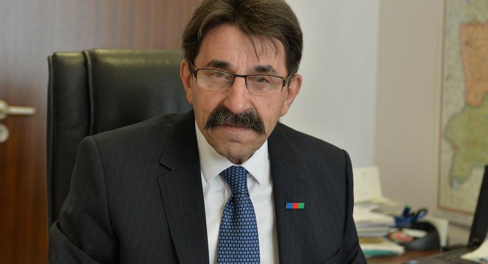 Чрезвычайный и Полномочный посол Израиля в Минске Иосиф Шагал