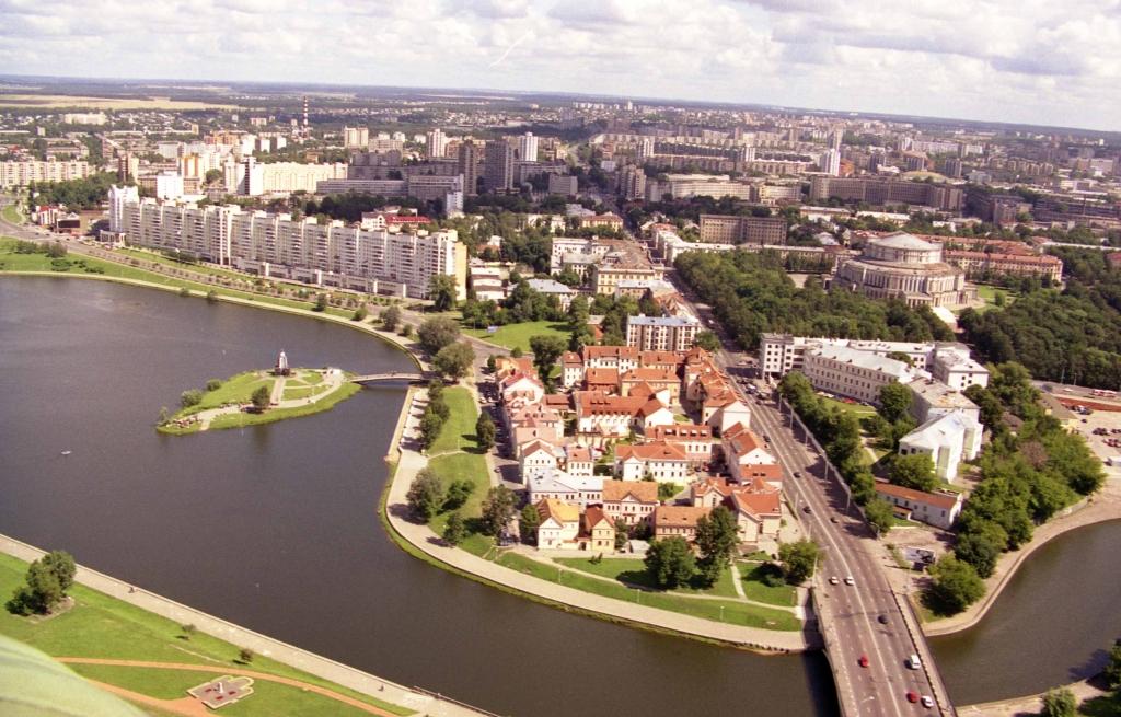 В Беларуси зафиксировали новый температурный рекорд 32,6 градусов