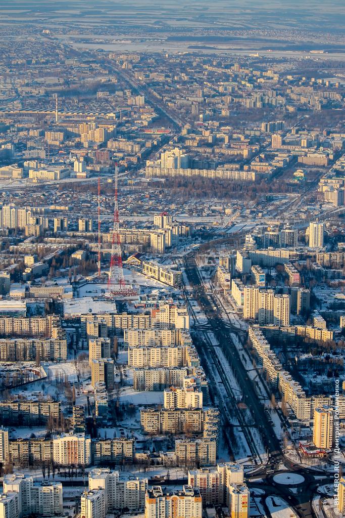 авиа, аэростат, белгород, белгород с высоты птичьего полёта, белгородская область, белгородский район, воздушный шар, высота, полёт, полёт на воздушном шаре