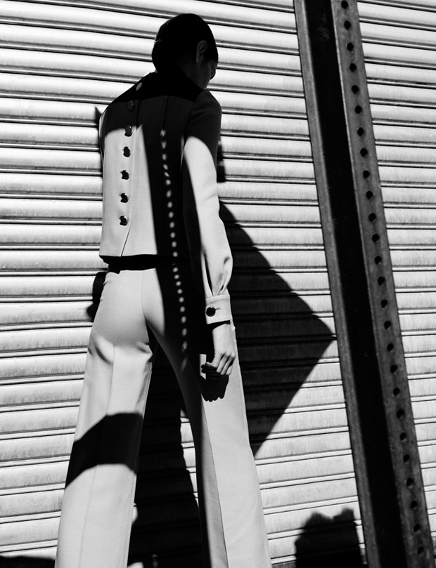 Аманда Уэллш (Amanda Wellsh) в журнале Muse