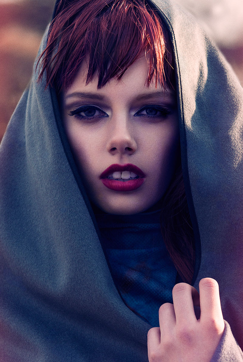 Лиза Бюрестад образ последних модных тенденций