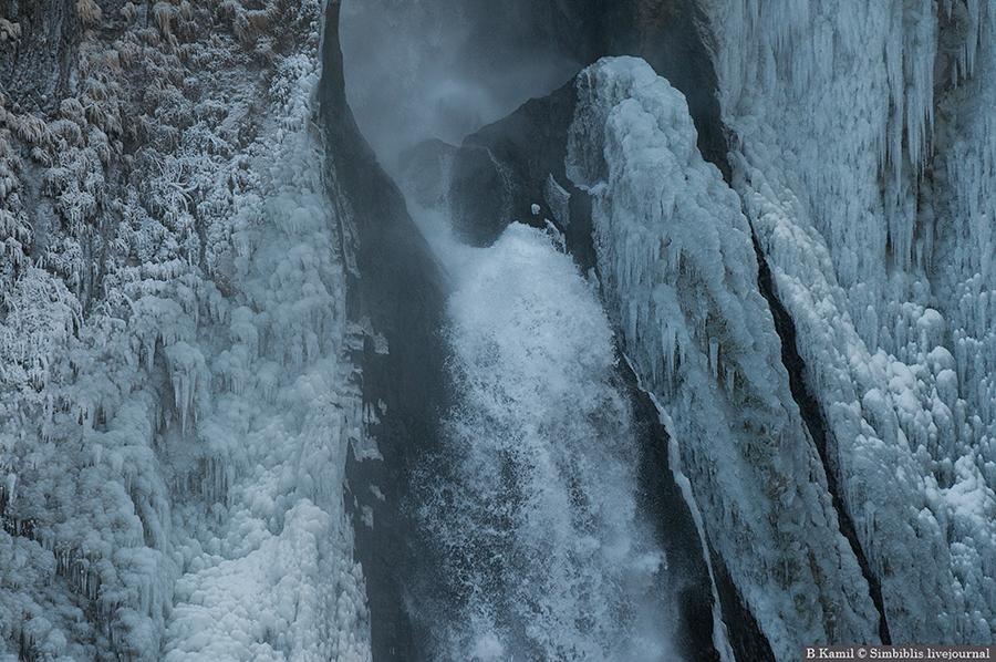 К водопадам Северного Эльбруса (серия)