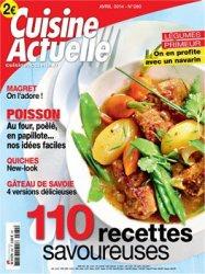 Журнал Cuisine Actuelle №280 2014