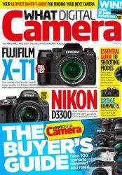 Журнал What Digital Camera Magazine April 2014