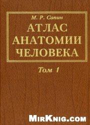 Книга Атлас анатомии человека в 3-х томах. Том 1 - Учение о костях, соединениях костей и мышцах