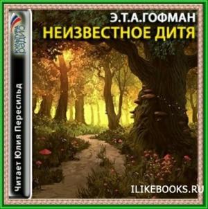 Книга Гофман Эрнст Теодор Амадей - Неизвестное дитя (Аудиокнига)