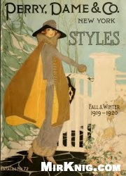Книга New York styles : fall and winter 1919-1920