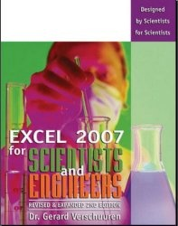 Книга Excel 2007 for Scientists and Engineers