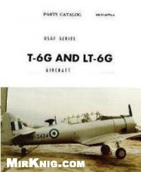 Parts Catalog. USAF Series. T-6G and LT-6G Aircraft