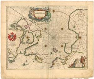 Книга Карты Стран Центральной, Северной и Западной Европы с XVII по XVIII век
