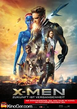 X-Men Zukunft ist Vergangenheit (2014)
