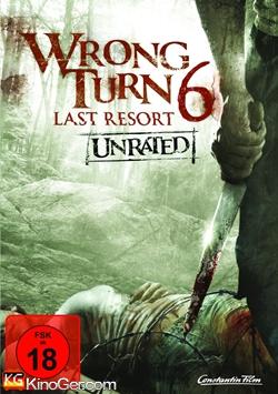 Wrong turn 6 (2014)