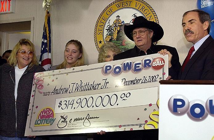 о выигрышах в лотерею