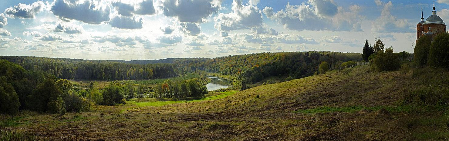 Река Угра