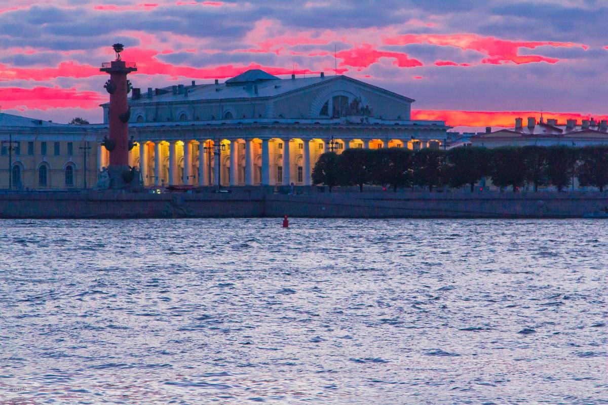Питерский закат