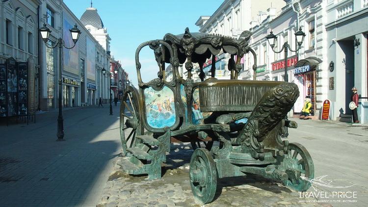 карета на Баумана