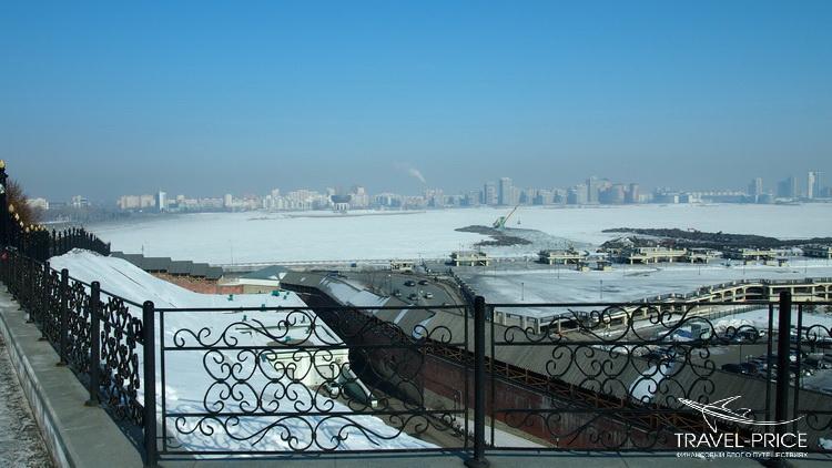 Другой берег Казанки