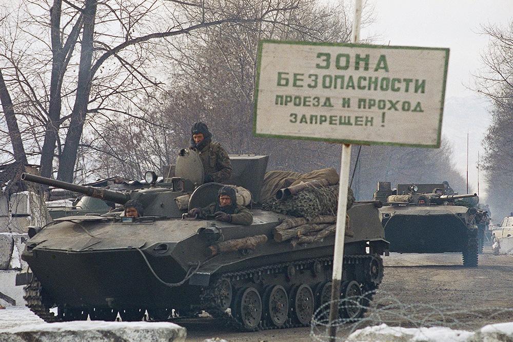 Chechnya Breakaway