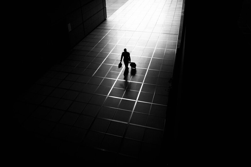 Черно-белый магнетизм Джуничи Хакояма