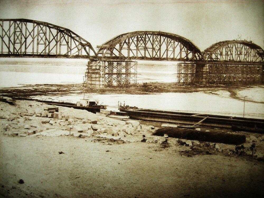 05. Постройка Белогорского моста