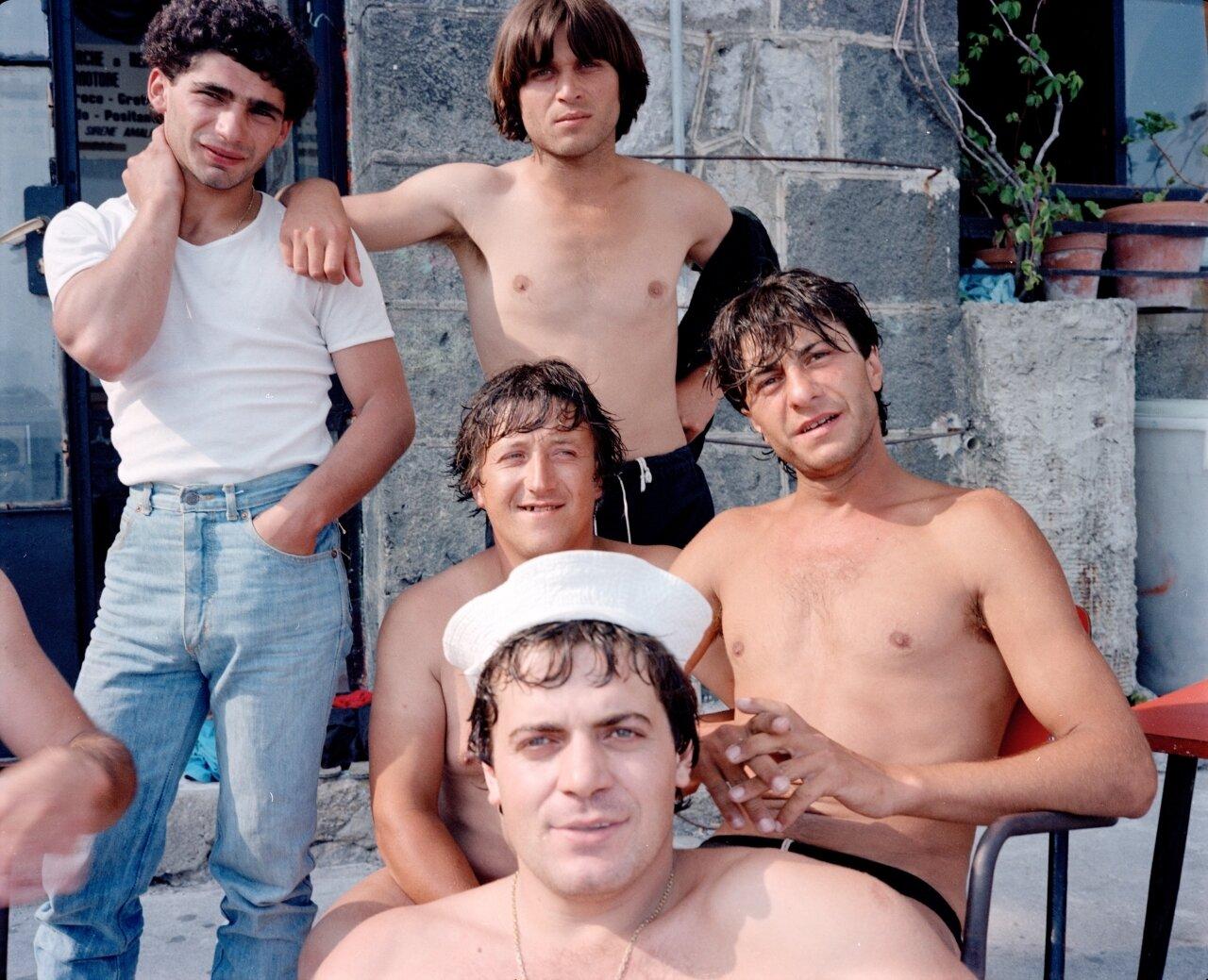 Позитано, 1981