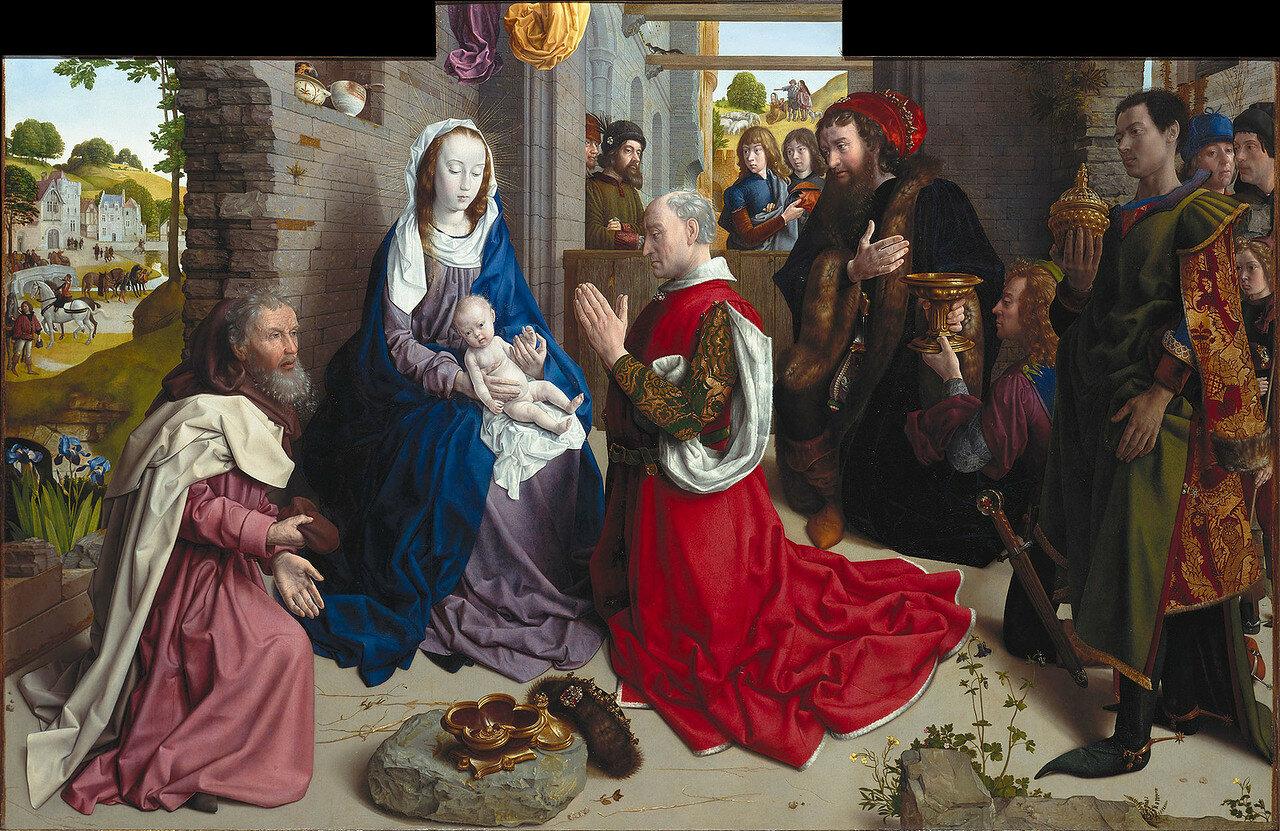 1920px-Hugo_van_der_Goes_-_The_Adoration_of_the_Kings_(Monforte_Altar)_-_ 1470 ок..jpg