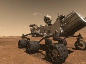 Curiosity нашел доказательства существования воды на Марсе