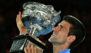 Новак Джокович в пятый раз выиграл Australian Open