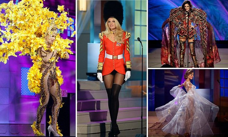 63rd Annual Miss Universe Preliminary Competition and National Costume Show