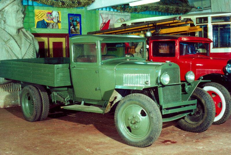 Грузовой автомобиль ГАЗ-АА (1934), СССР.jpg