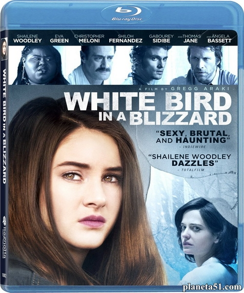 Белая птица в метели / White Bird in a Blizzard (2014/BDRip/HDRip)